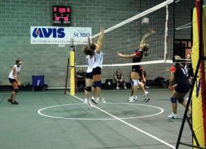 Volley Valli (immagini di gioco)