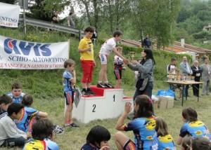 bikers valli pasubio - premiazioni