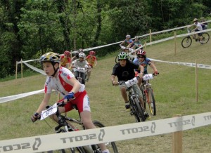 bikers valli pasubio - gara