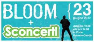 bloom+sconcerti
