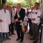 Centro raccolta sangue di Schio - l'inaugurazione
