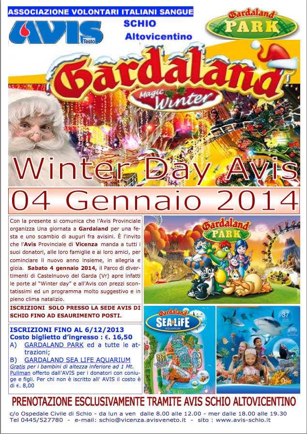 Gita a Gardaland 2014