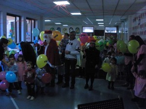 Babbo Natale Avis: asili 2013