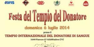 festa tempio donatore 2014