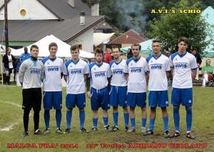 Torneo Malga Prà 2014