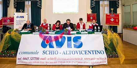 25.02.17 Assemblea Avis Schio Altovicentino 2017