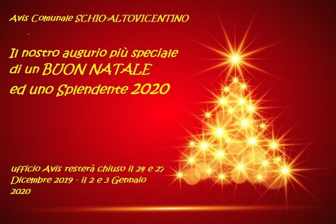 Auguri Natale 2019